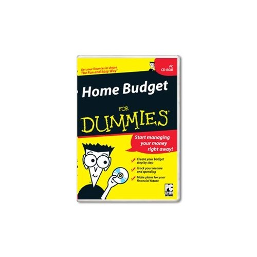 Home Budget For Dummies image