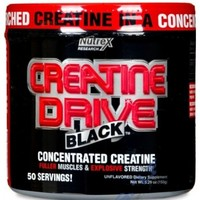 Nutrex Research Creatine Drive Black (150g)