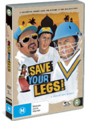 Save Your Legs! on DVD