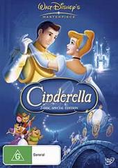 Cinderella: Special Edition (2 Disc) on DVD