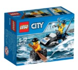 LEGO City - Tire Escape (60126)