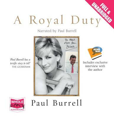 A Royal Duty by Paul Burrell