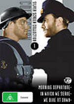 Silver Screen Collection 1 (Morning Departure / In Which We Serve / We Dive At Dawn) (3 Disc Set) on DVD