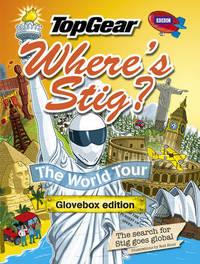 Where's Stig by Rod Hunt