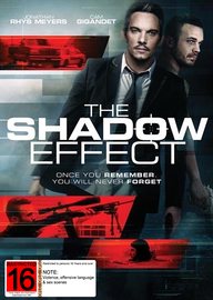 The Shadow Effect on DVD