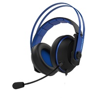 ASUS Cerberus V2 Gaming Headset - Blue for PC Games