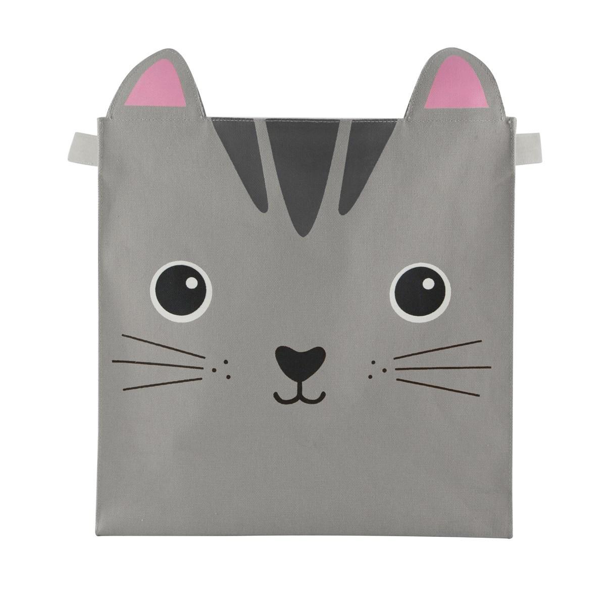 Nori Cat Kawaii Friends Storage Basket image