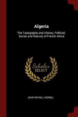 Algeria by John Reynell Morell image