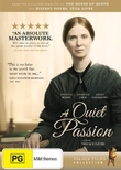 A Quiet Passion on DVD
