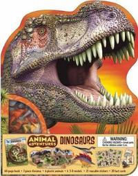 Animal Adventures: Dinosaurs by Sarah Albee