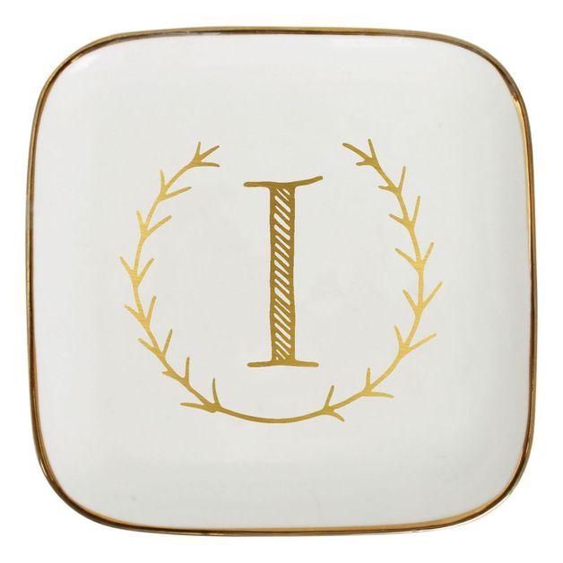 Trinket Plate - I