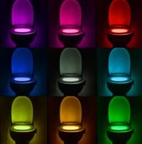 Illumibowl - LED Loo Light