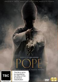 Pope: The Most Powerful Man In History on DVD
