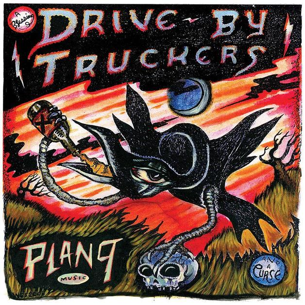 Plan 9 Records July 13, 2006 by Drive-By Truckers