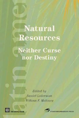 Natural Resources, Neither Curse Nor Destiny image