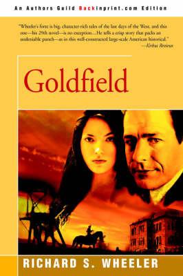Goldfield by Richard S Wheeler image