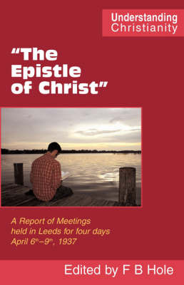 The Epistle of Christ image