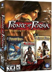 Prince of Persia Trilogy Pack for PC Games