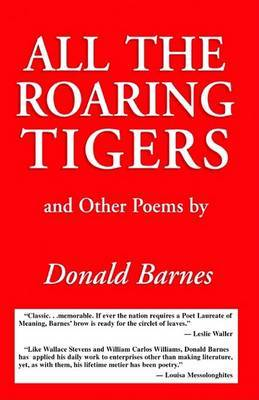 All the Roaring Tigers by Donald Barnes, MD image