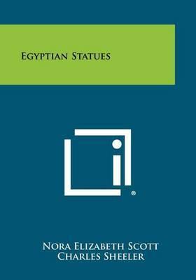 Egyptian Statues by Nora Elizabeth Scott image
