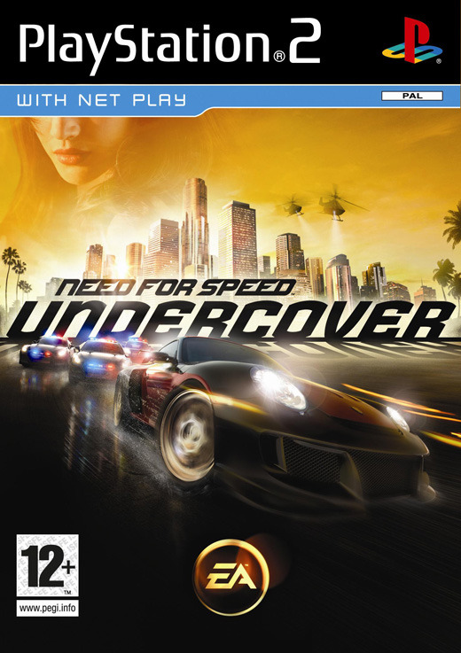 Need for Speed Undercover for PS2