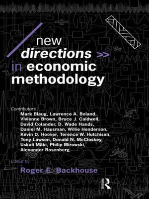 New Directions in Economic Methodology image