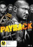 WWE - Payback 2015 DVD