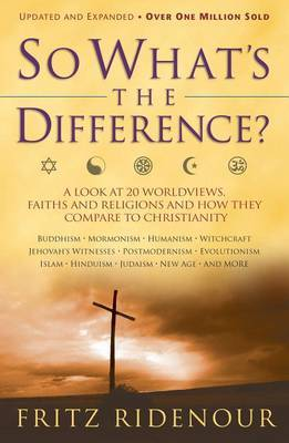 So What's the Difference by Fritz Ridenour