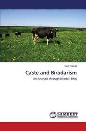 Caste and Biradarism by Prasad Devi