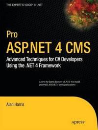 Pro ASP.NET 4 CMS by Alan Harris image