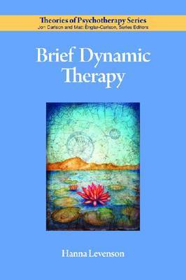 Brief Dynamic Therapy by Hanna Levenson image