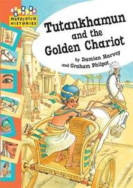 Tutankhamun and the Golden Chariot by Damian Harvey image