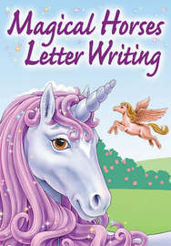 Magical Horses Letter Writing image