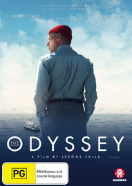 The Odyssey on DVD image