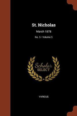 St. Nicholas by Various ~