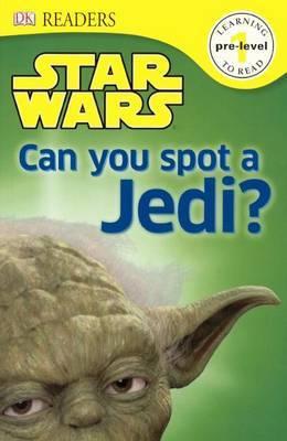 Can You Spot a Jedi? by Shari Last