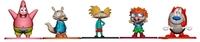 Jada: Nickelodeon - Nano Metalfigs #2 (5-Pack)