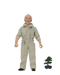 The Karate Kid: 8″ Clothed Action Figure - Mr. Miyagi