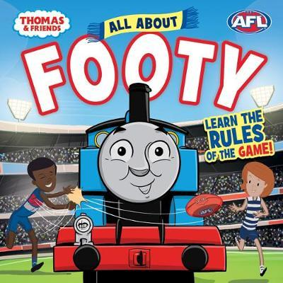 All About Footy by Thomas & Friends
