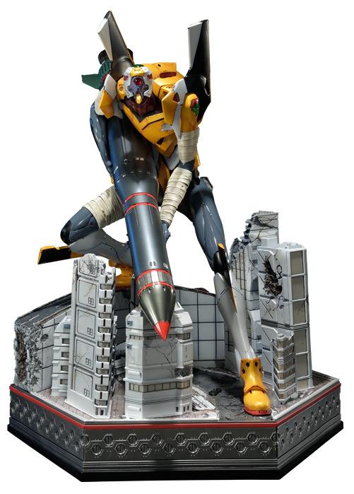 "Neon Genesis: Evangelion - EVA Proto Type-00 - 25"" Premium Statue"