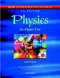 New Coordinated Science: Physics Students' Book by Stephen Pople image