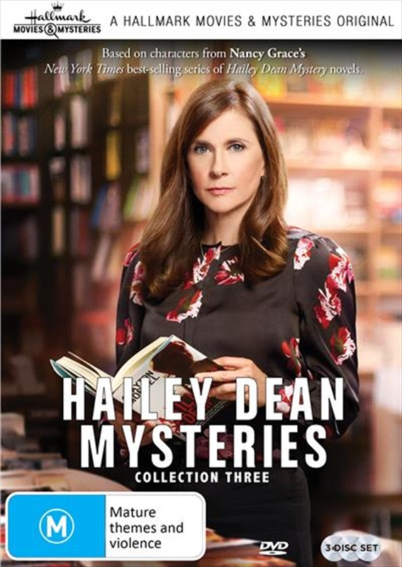 Hailey Dean Mysteries: Collection Three on DVD