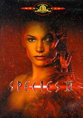 Species 2 on DVD