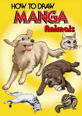 How to Draw Manga: v. 36: Animals by Hikaru Hayashi