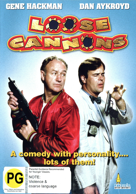Loose Cannons on DVD
