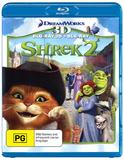 Shrek 2 - 3D Combo on Blu-ray, 3D Blu-ray