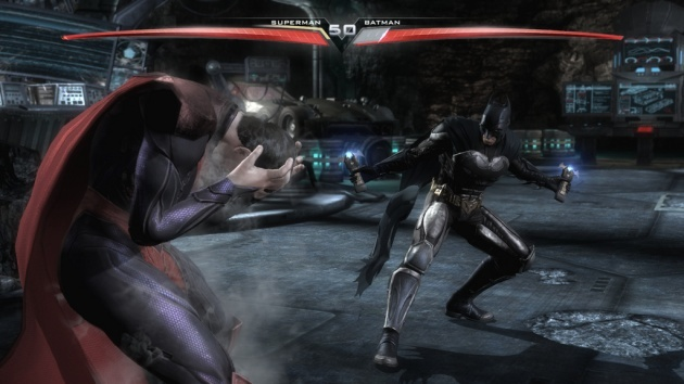 Injustice: Gods Among Us Ultimate Edition for PS4 image