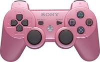 Official Sony Dual Shock 3 - Pink for PS3