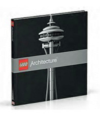 Lego Architecture: The Visual Guide by Philip Wilkinson