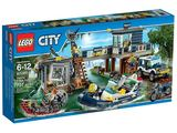 LEGO City - Swamp Police Station (60069)